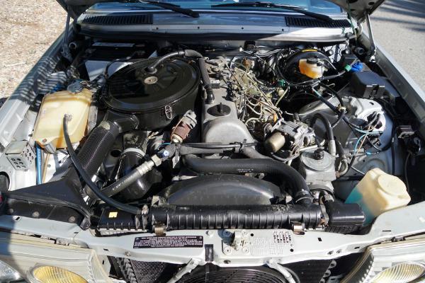 Used 1985 Mercedes-Benz 300 Turbo Diesel Sedan 300 D | Torrance, CA