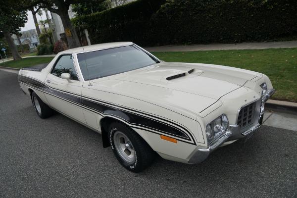 1972年 フォード ランチェロ ピック アップ