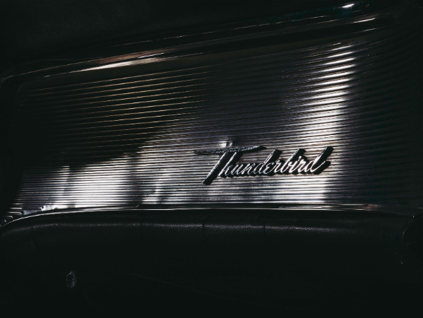 Used 1962 Ford Thunderbird 2 Dr Hardtop CUSTOM Custom   Torrance, CA
