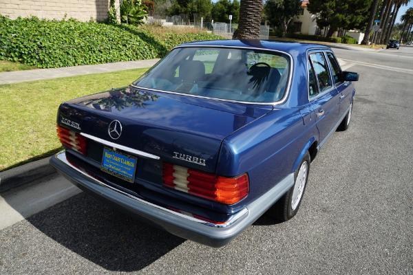 Used 1986 Mercedes-Benz 300 SDL Turbo Diesel Sedan 300 SDL | Torrance, CA
