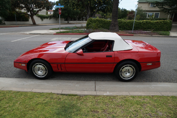 Used 1986 Chevrolet Corvette Convertible  | Torrance, CA