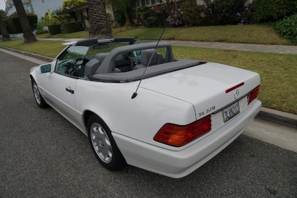 Used 1994 Mercedes-Benz SL320 CONVERTIBLE SL 320 | Torrance, CA