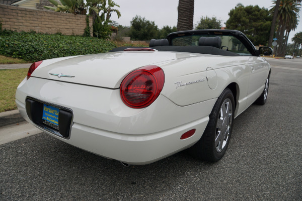 Used 2003 Ford Thunderbird Deluxe | Torrance, CA