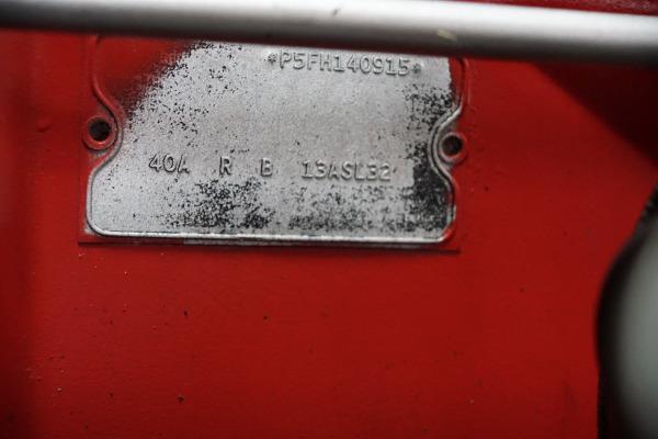 Used 1955 Ford Thunderbird V8 Convertible  | Torrance, CA