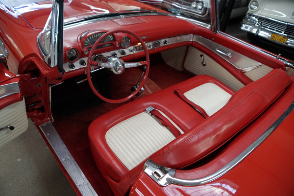 Used 1955 Ford Thunderbird V8 Convertible  | Torrance, CA