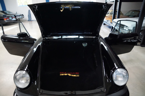 Used 1980 Porsche 911SC Sunroof 'Weissach Coupe'  | Torrance, CA