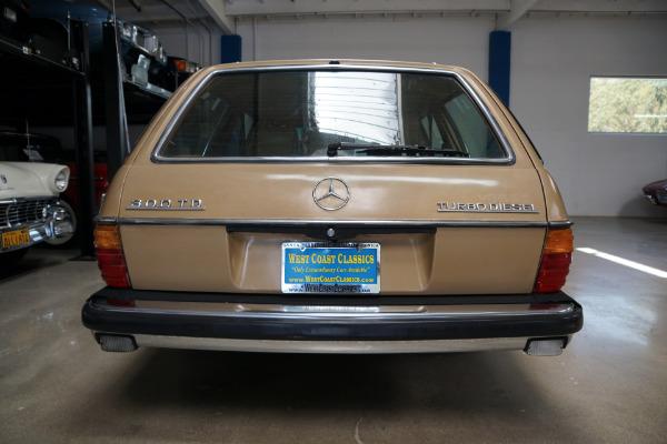 Used 1982 Mercedes-Benz 300 Turbo Diesel Wagon w/ 3rd Seat 300 TD | Torrance, CA