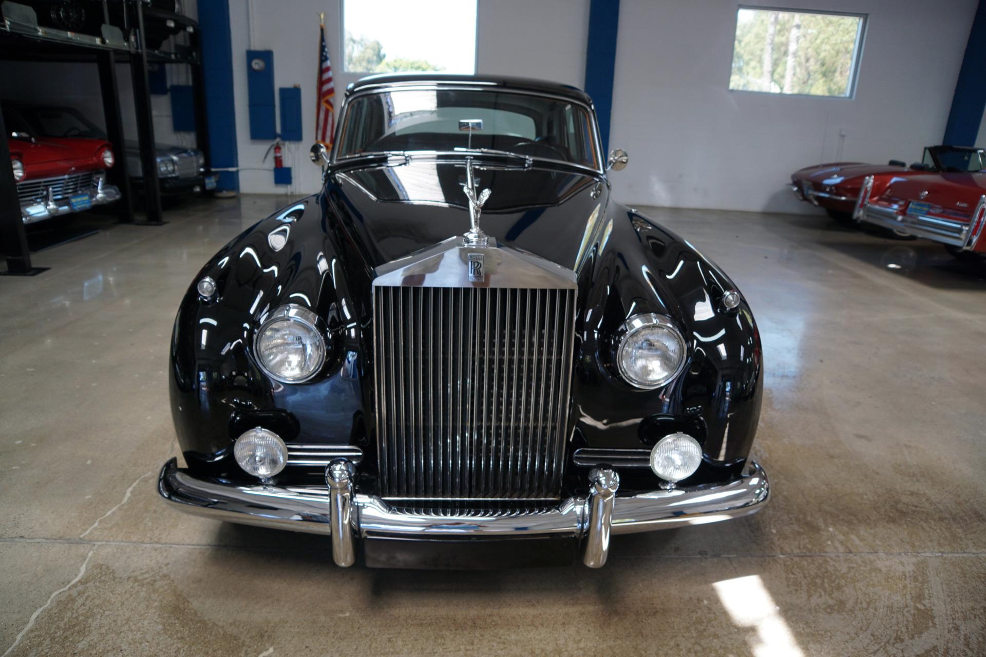 1964 Rolls-Royce Silver Cloud III LHD Stock # 175 for sale ... |Rolls Royce Dealerships California