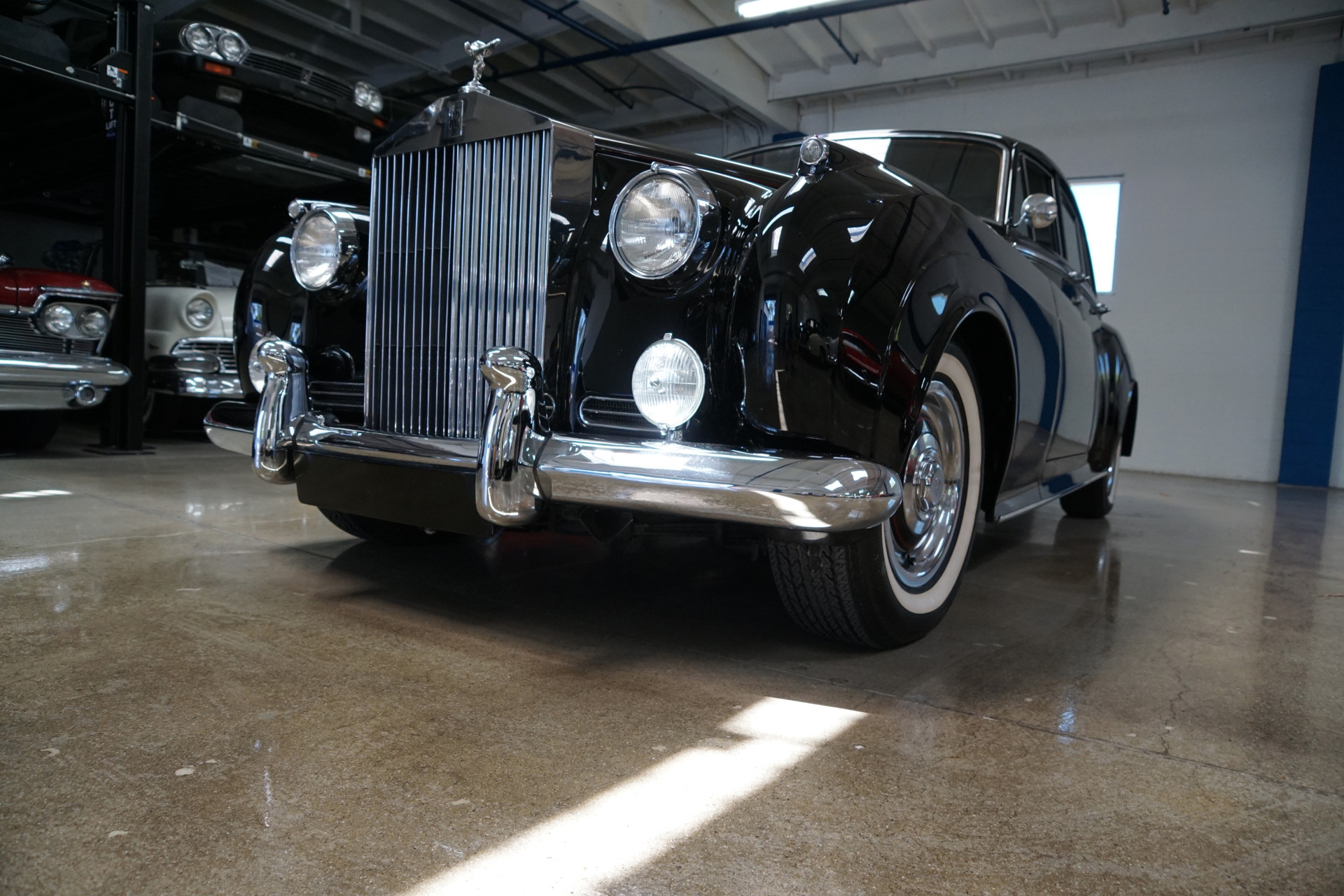 Construction Projects Built By Staples Construction |Rolls Royce Dealerships California