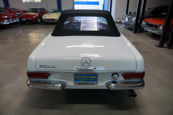 Used 1966 Mercedes-Benz 230SL Roadster  | Torrance, CA