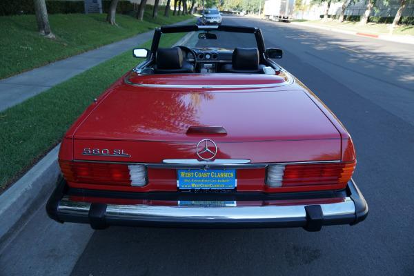 Used 1989 Mercedes-Benz 560 SL ROADSTER 560 SL | Torrance, CA