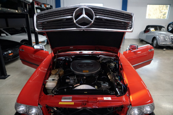 Used 1989 Mercedes-Benz 560 SL ROADSTER 560 SL | Torrance, CA