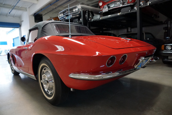 Used 1962 Chevrolet Corvette 327/340HP V8 Roadster  | Torrance, CA