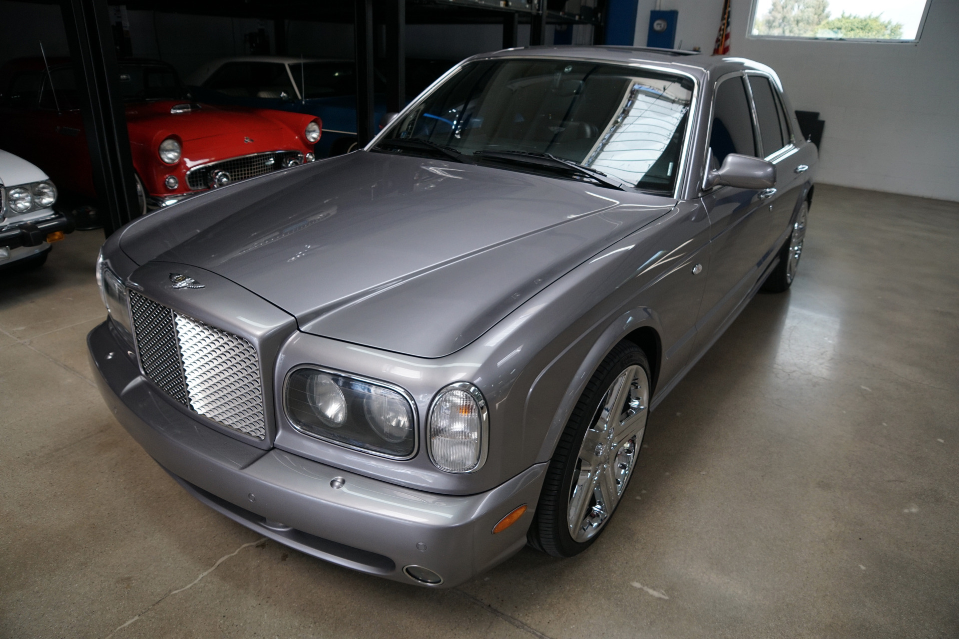 2002 Bentley Arnage T 6 75L Twin Turbo V8 Sedan T Stock 740 for