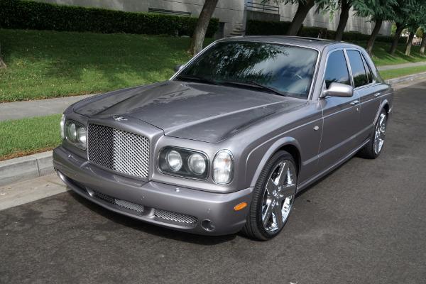 Used 2002 Bentley Arnage T 6.75L Twin Turbo V8 Sedan T | Torrance, CA