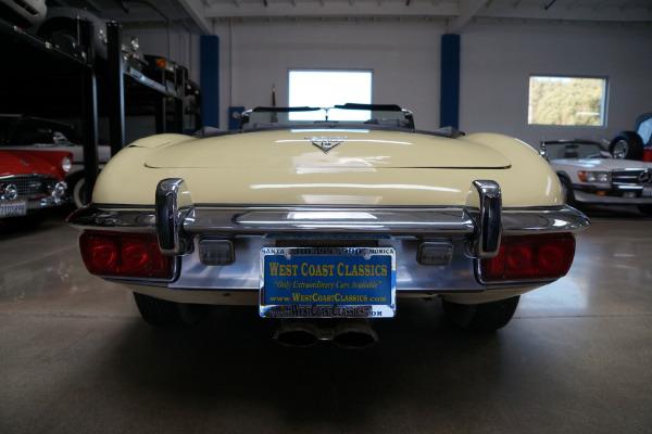 Used 1973 Jaguar V12 E-Type Series III Roadster  | Torrance, CA