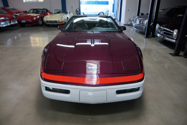 Used 1995 Chevrolet Corvette Indy 500 Pace Car Convertible Pace Car | Torrance, CA