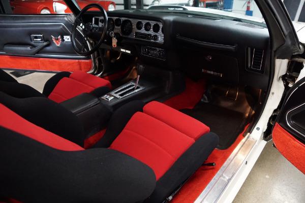 Used 1981 Pontiac Firebird Trans Am Daytona Pace Car Edt Trans Am SE Turbo | Torrance, CA