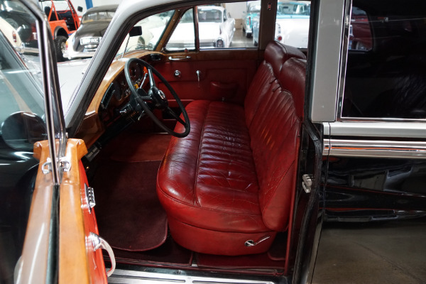 Used 1960 Rolls-Royce Silver Cloud II Red Leather | Torrance, CA