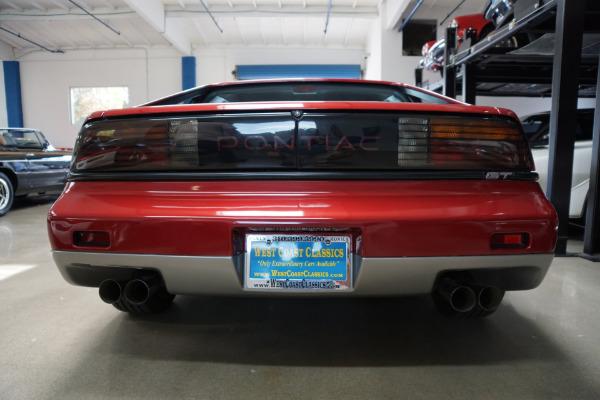 Used 1987 Pontiac Fiero GT GT | Torrance, CA