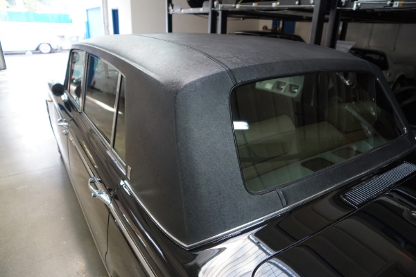 Used 1971 Rolls-Royce Silver Shadow LWB with Divider Long Wheel Base with Divider | Torrance, CA