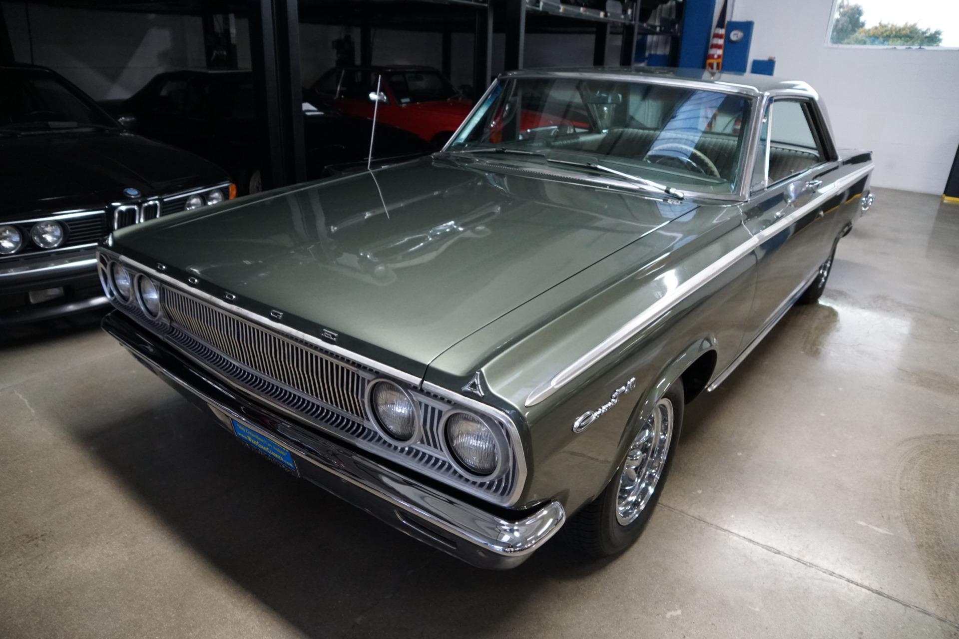 1965 Dodge Coronet 440 2 Door Hardtop Stock 425 For Sale Near Torrance Ca Ca Dodge Dealer