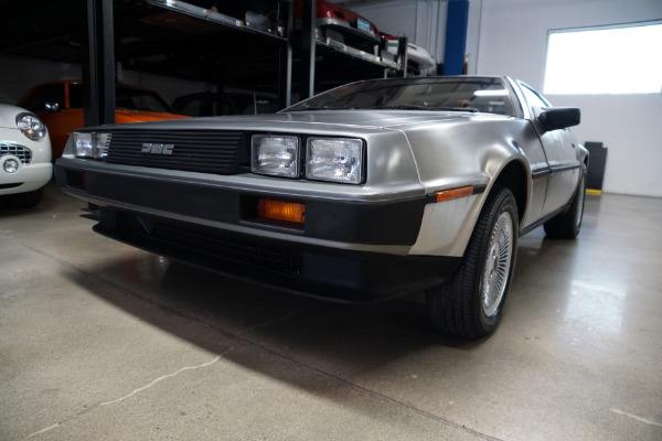 Used 1981 DeLorean DMC-12 Gullwing Coupe | Torrance, CA