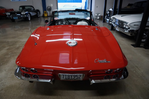 Used 1963 Chevrolet Corvette 327/340HP V8 Roadster  | Torrance, CA