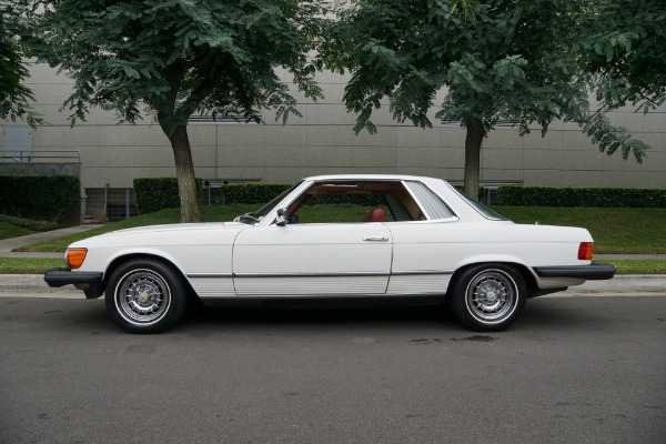 Used 1981 Mercedes-Benz 380 SLC 380 SLC | Torrance, CA