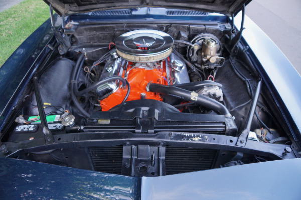 Used 1968 Chevrolet Camaro SS 396/350HP L34 Big Block SS | Torrance, CA