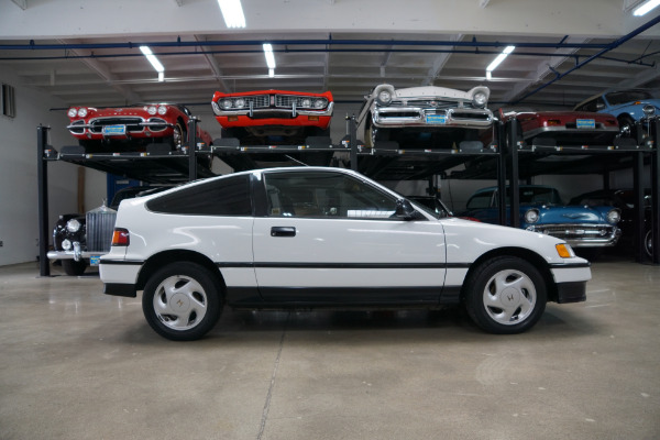 Used 1991 Honda Civic CRX Si Si | Torrance, CA