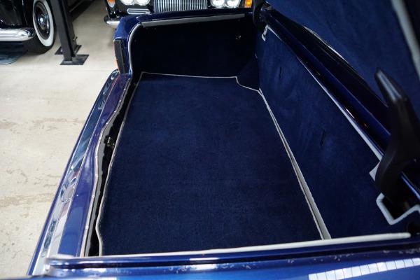 Used 1998 Rolls-Royce Silver Spur IV  | Torrance, CA