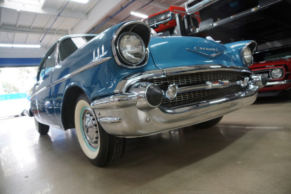 Used 1957 Chevrolet Two-Ten 2 Dr Hardtop 283 V8  | Torrance, CA