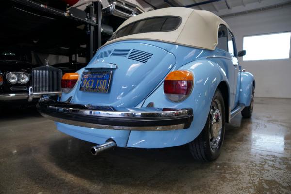 Used 1979 Volkswagen Super Beetle F.I. Convertible  | Torrance, CA