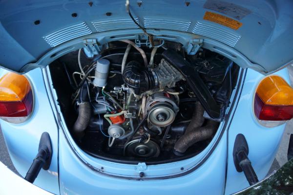 Used 1979 Volkswagen Super Beetle F.I. Convertible    Torrance, CA