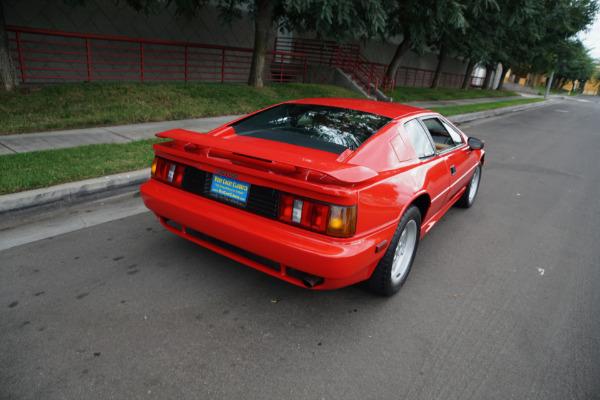 Used 1989 Lotus Espirit SE Turbo WITH 17K ORIG MILES  | Torrance, CA