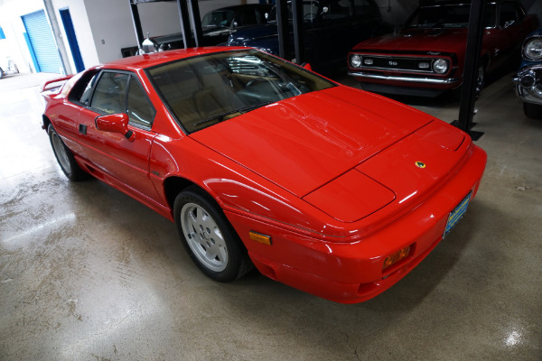 Used 1989 Lotus Espirit SE Turbo WITH 17K ORIG MILES  | Torrance, CA