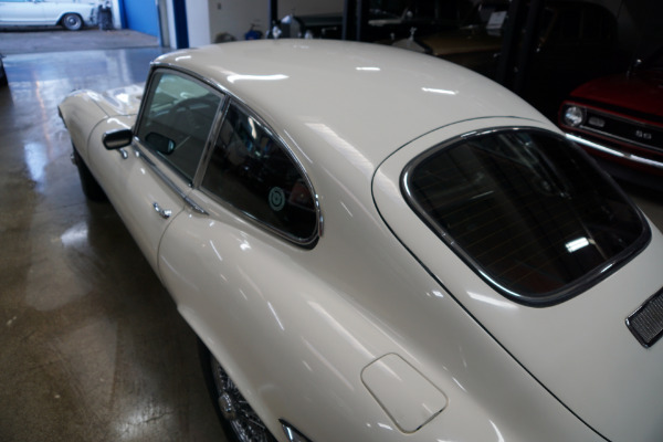 Used 1972 Jaguar V12 E-Type Series III 2+2 Coupe  | Torrance, CA