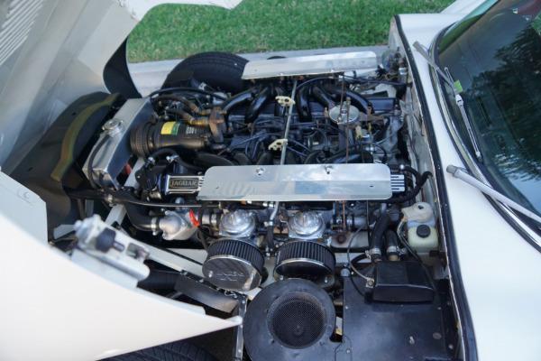 Used 1972 Jaguar V12 E-Type Series III 2+2 Coupe    Torrance, CA