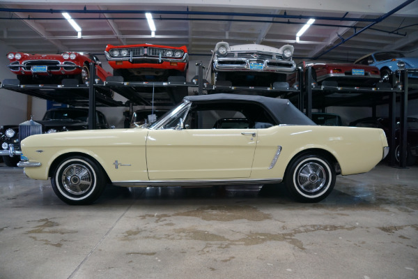 Used 1965 Ford MUSTANG 289 4BBL 225HP V8 CONVERTIBLE  | Torrance, CA