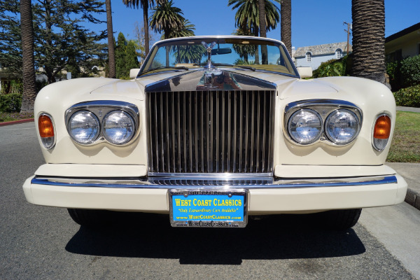 Used 1986 Rolls Royce Corniche II Tan Leather | Torrance, CA