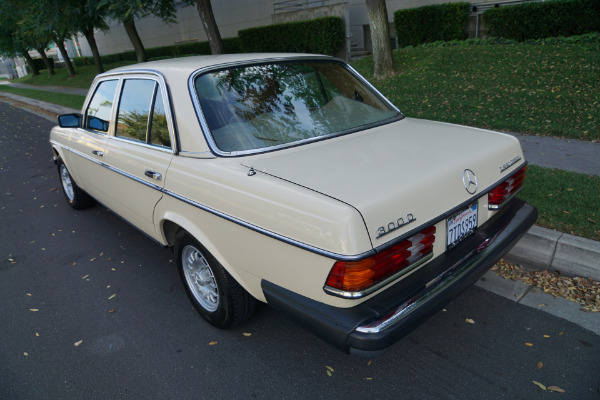 Used 1983 Mercedes-Benz 300D TURBO DIESEL WITH 44K ORIG MILES 300 D | Torrance, CA