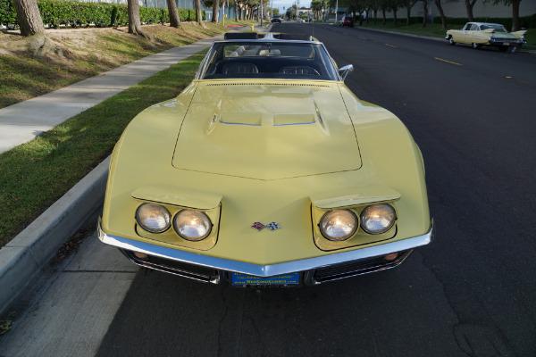 Used 1968 Chevrolet Corvette 427/390 L36 Coupe  | Torrance, CA