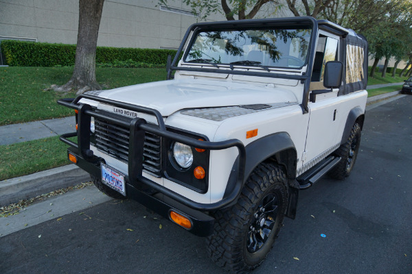 Used 1994 Land Rover Defender 90 90 | Torrance, CA