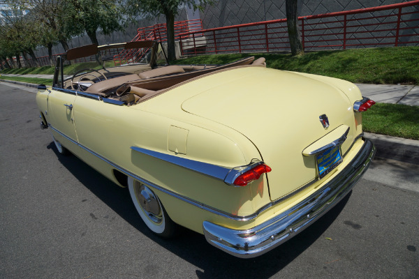 Used 1951 Ford Custom DeLuxe 239 V8 Convertible with 3 spd O/D  | Torrance, CA