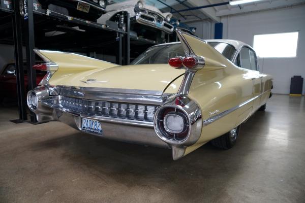 Used 1959 Cadillac DeVille 6 Window 4 Dr Hardtop  | Torrance, CA