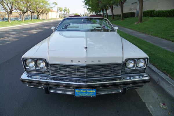 Used 1975 Buick LeSabre Custom Convertible  | Torrance, CA