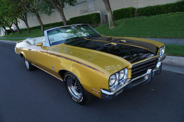Used 1971 Buick GS455/345HP V8 Stage 1 Convertible  | Torrance, CA