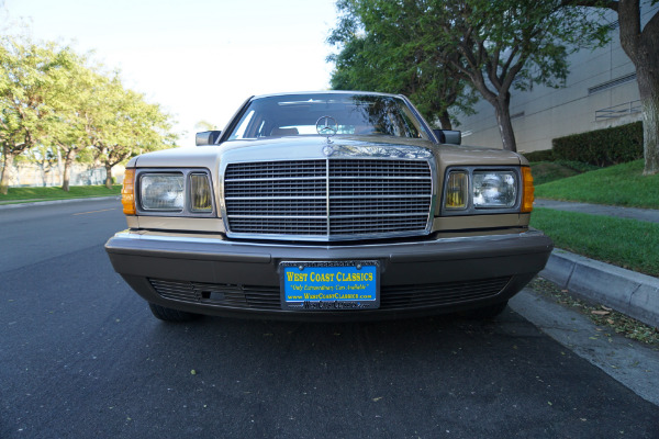 Used 1982 Mercedes-Benz 300SD TURBO DIESEL SEDAN WITH 82K ORIG MILES! 300 SD | Torrance, CA