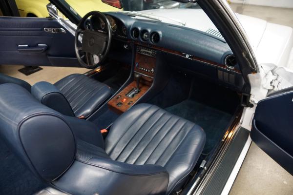 Used 1986 Mercedes-Benz 560SL ROADSTER 560 SL | Torrance, CA
